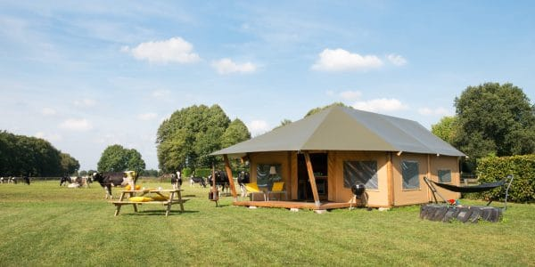 FarmCamps Luxe Barntent